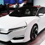 Honda Clarity Fuel Cell – Novo Carro Movido a FCV