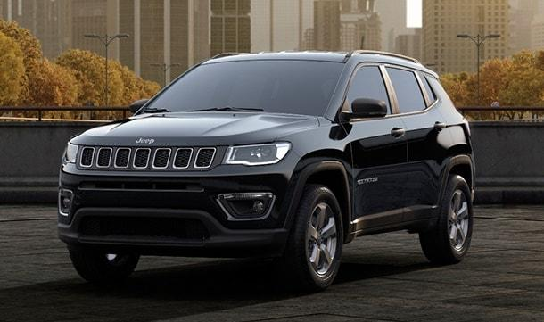 Jeep Compass – Ficha Técnica, Versões, Preços