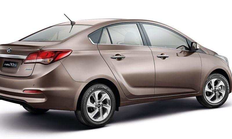 Hyundai HB20S – Ficha Técnica, Versões, Preços