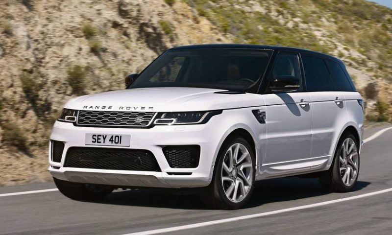 Range Rover 2018 – Ficha Técnica, Características