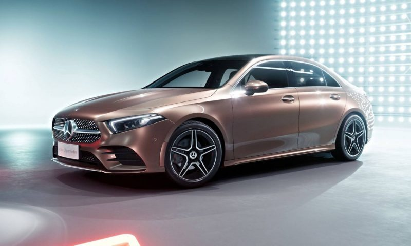 Novo Mercedes-Benz Classe A Sedan 2019